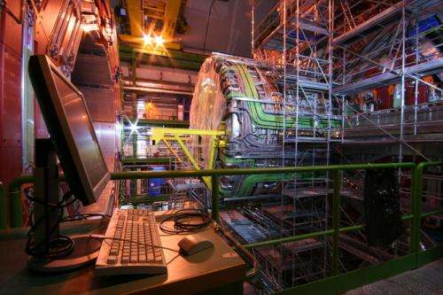 LHC celebrates five years of not destroying theworld