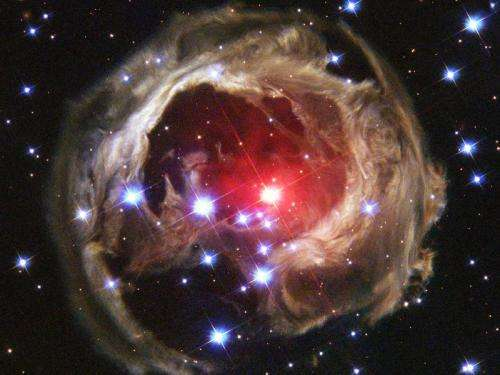 Light echoes from V838 Mon
