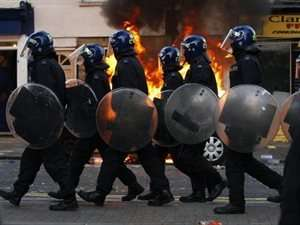 London riots still affecting businesses emotionally and financially