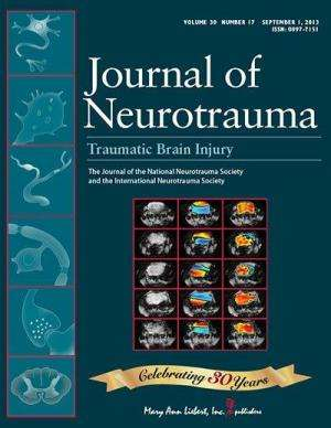 Low level blast explosions harm brain, says new study in Journal of Neurotrauma