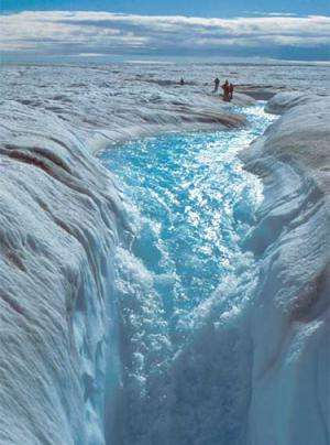 Major study assesses sea level changes due to ice sheet losses