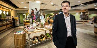 Marketing research offers prescription for better nutrition