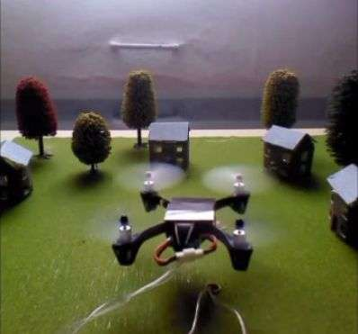 Startup has plans for power plants in sky with drones