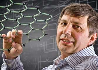 Microscopic graphene flakesisolated in 2010and now worldwide research looks for practical applications