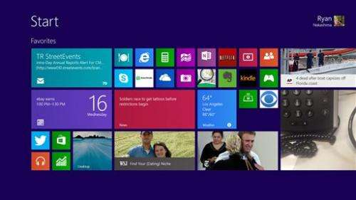 Microsoft releasing Windows 8.1, a year in making