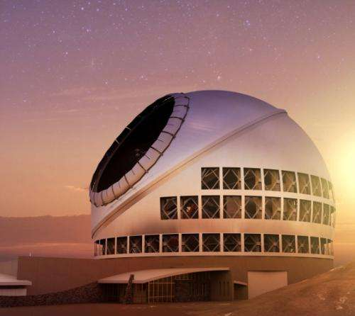 Mission to build world's most advanced telescope reaches major milestone