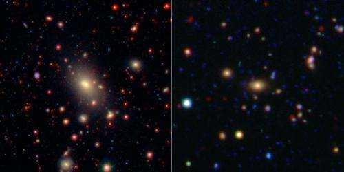 Monster galaxies lose their appetite with age