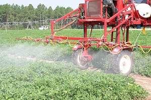 Moving beyond agricultural pesticides
