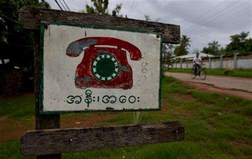 Myanmar moves to delay foreign telecom deals