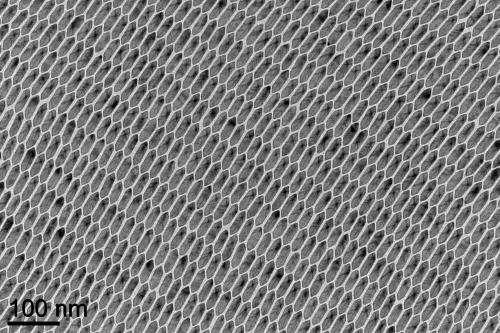 Nano-breakthrough: Solving the case of the herringbone crystal
