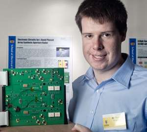 NASA-bound graduate solves satellite circuitry