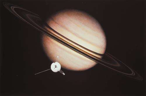 NASA celebrates four decades of plucky Pioneer 11