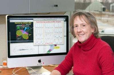 NASA Goddard astrophysicist wins prize for pulsar work