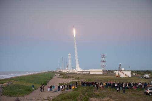 NASA rocket launch successful; next launch June 24 from Wallops