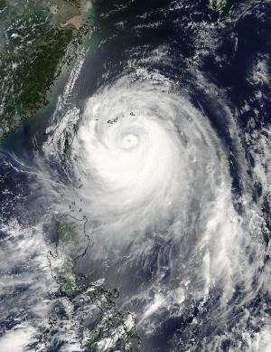 NASA sees Soulik's eye reopen on Taiwan approach