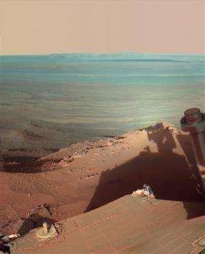 NASA's older Mars rover notches another milestone
