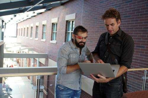 Navatar Glass app may help blind individuals navigate indoor environments