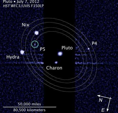 New Horizons spacecraft 'stays the course' for Pluto system encounter
