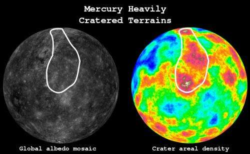 New insights concerning the early bombardment history on Mercury