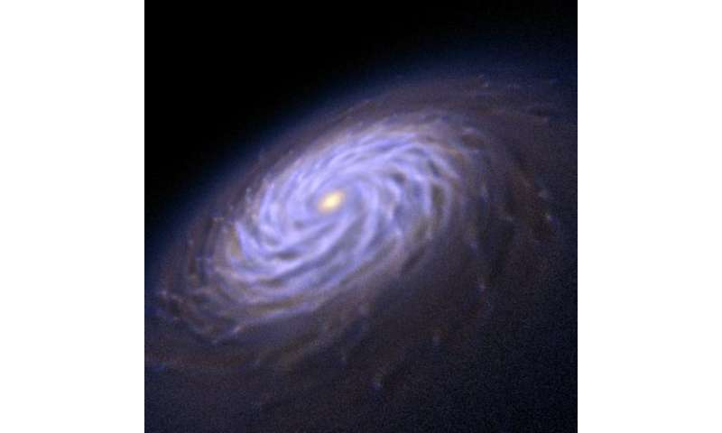 New insights on how spiral galaxies get their arms