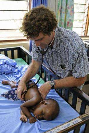 New malaria tool shows which kids at greatest risk