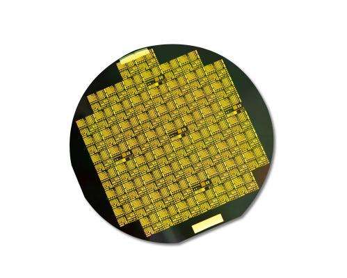 New method joins gallium nitride and diamond for better thermal management