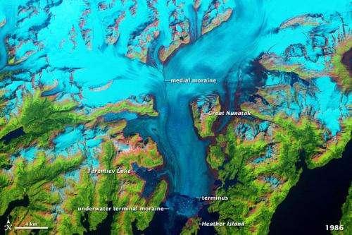New public application of Landsat images released
