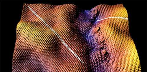 New research gives insight into graphene grain boundaries