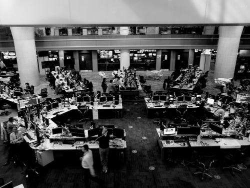 Newsroom cuts a boon for PR but a turnoff for readers, report finds