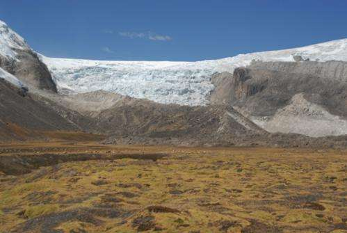 New study determines more accurate method to date tropical glacier moraines