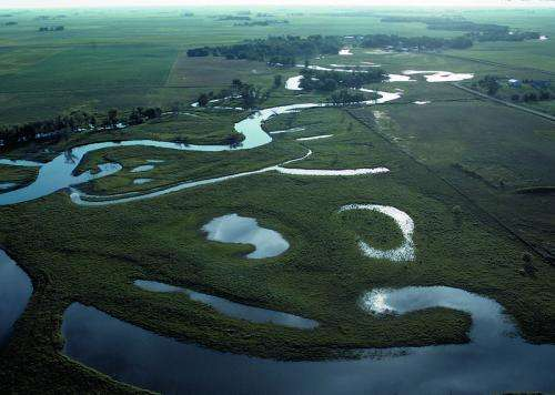 New system to restore wetlands could reduce massive floods, aid crops