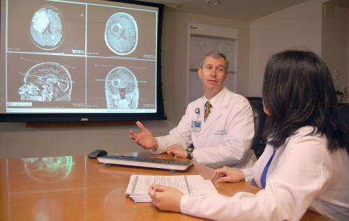 New therapy improves life span in melanoma patients with brain metastases, SLU researchers find