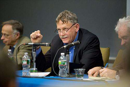 New ways to fund science: Geneticist, panel discuss how research and public interest can intersect