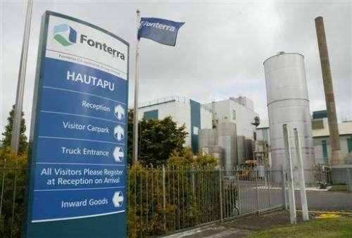 New Zealand botulism scare triggers global recall