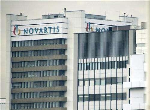 Novartis lifts sales outlook despite Q2 profit dip