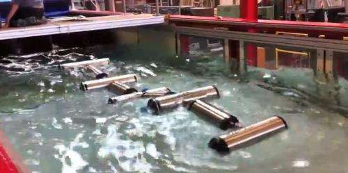 UK Dyson Award picks wave power generator