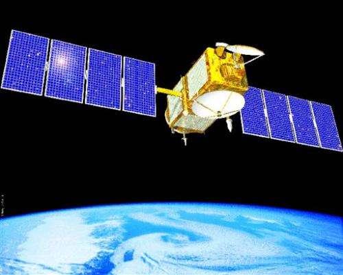 Ocean satellite dies after 11½-year mission