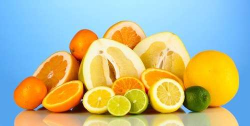 Oranges and lemons: Spot the difference