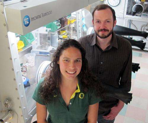 Oregon chemists moving forward with tool to detect hydrogen sulfide