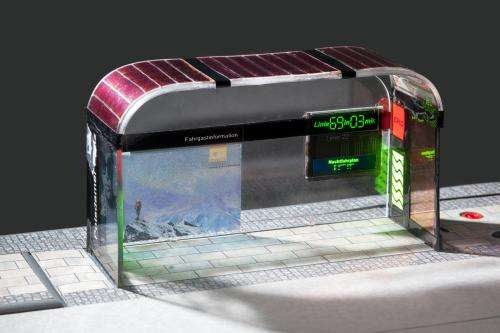 Organic lights and solar cells straight from the printer