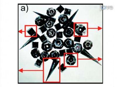 Origami meets chemistry in scholarly video-article