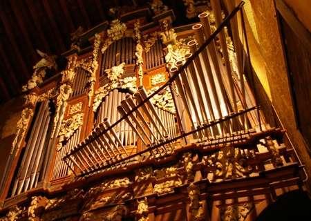 Ornate organs