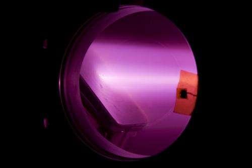 Plasma experiment