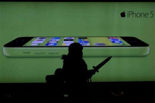 Possible China deal could pep up iPhone sales