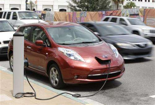 Program introduces electric rental cars in Orlando