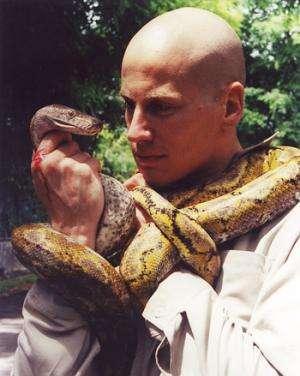 Python venom traces could waste antivenom