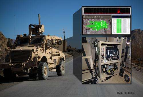 Radio gateway connects U.S. and allied troops to a common mobile network