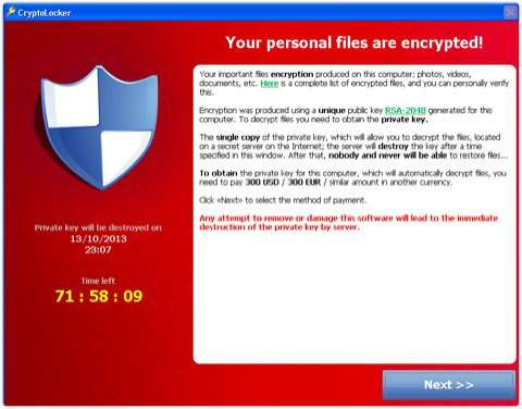 Ransomware no cause for New Year celebration: Sophos