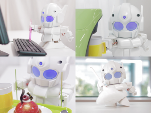 RAPIRO wants to spread joy of robots with Raspberry Pi