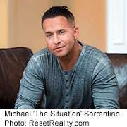 Reality TV star discusses addiction recovery